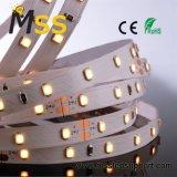 Fita LED populares de 120 LEDs de iluminação LED flexível 2835 SMD Strip 24V