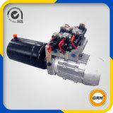 OEM 유압 펌프 단 하나 임시 전동기 12V AC DC 차 상승 소형 이동할 수 있는 수력 단위