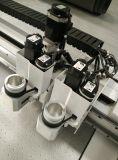CNC máquina de hacer la alfombrilla de coche por la cuchilla oscilante