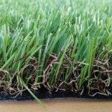 子供の人工的な草の草のマットのプラスチック草のマットの草のマット