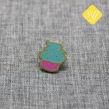 precio de fábrica Magenetic personalizado imán emblema insignia de solapa para promoción