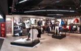 성인 스포츠 의복 또는 단화 상점 디자인