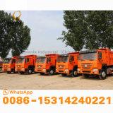 Goede Kipper 10 van de Vrachtwagen van de Stortplaats van Sinotruk van de Lift van de Voorwaarde MiddenHOWO Gebruikte Wielen met Goede Prijs is Hete Verkoop