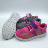 Nuevo Diseñador muchachas bonitas Kids Rosa Zapatillas zapatillas zapatos casual