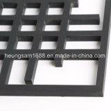 Mat van de Lijst van het Silicone van de Mat van de Keuken van het Silicone van de Prijs van de fabriek de Vierkante