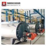 Wns8-1.25-Yq 8のトン13barの天燃ガスの液化天然ガスCNGの薬剤の工場のためのディーゼル重質燃料の石油燃焼の蒸気ボイラ