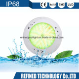 indicatore luminoso subacqueo LED della piscina fissata al muro riempito resina di 3000lm IP68