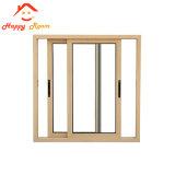 Acristalamiento de ventanas corredizas de aluminio/aluminio/Fábrica de tipos de ventana fija