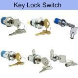 Электронные Нефиксирующиеся сброс 2-3 положение золотой нажатием кнопки Механические узлы и агрегаты кулачка переключателя блокировки ключа безопасности