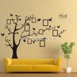 창조적인 사진 나무 벽 스티커 방수  PVC 벽지