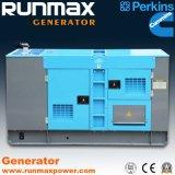 20kVA-2000kVA Cumminsの極度の無声ディーゼル発電機か電気発電機