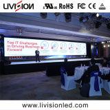 Il livello P3.9 rinfresca il RGB dell'interno che fa pubblicità al comitato dello schermo di visualizzazione del LED