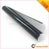 Пэт металлических ламинированной пленки нетканого материала (черный)