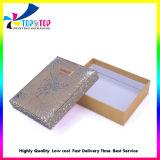 Produtos cosméticos de papelão de luxo personalizado/Dom/Perfume/vinho/Telefone da Base e tampa de caixa de embalagem