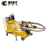 熱い販売50-200t Automaric Vehicle-Mounted油圧ギヤ引き手