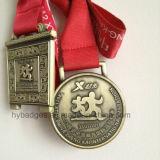 Défi de souvenirs en 3D personnalisé Marathon médaille (Médaille GZHY--008)