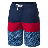 Commerce de gros hommes d'impression en sublimation Beach Shorts Board Shorts Shorts de natation