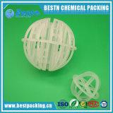 プラスチックHacketten PPはスクラバーのための球の三パックを三詰める