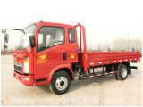 Sinotruck HOWOの小型4*2軽い貨物トラック