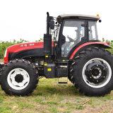 セリウムの証明書が付いている良質の低価格160HPの農場トラクター