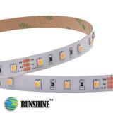 SMD 3527セリウムRoHSが付いているアドレス指定可能なCCT LEDライトストリップは証明されてCカチカチ音をたてる