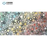 Vetro stampato Digitahi decorativo di arte moderno per pubblico
