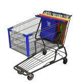 재사용할 수 있는 쇼핑 카트 부대 및 식료품류 조직자