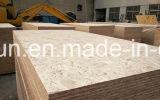 OSB в области структурной платы для мебели и для использования внутри помещений Строительство, для использования вне помещений Строительство