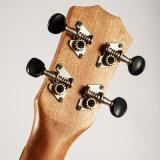 """Sapele 우쿨렐레 하와이 21의 """" 4 끈 기타"""