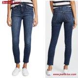 Jeans casuali del denim di modo popolare per le donne Jl-Sk070