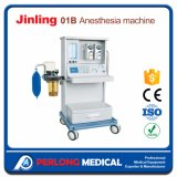 """Máquina de anestesia; """"Jinling-01b (modelo avançado) """"; Equipamento de anestesia da ICU"""