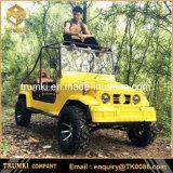 El chino de buena calidad baratos jeep eléctrico Coche 300cc con 2 plazas o 4 asientos