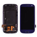 Schermo di tocco dell'affissione a cristalli liquidi del telefono mobile del rimontaggio per la visualizzazione dell'affissione a cristalli liquidi della galassia S3 I9300 di Samsung