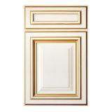 Современный дизайн мебели с одной спальней деревянный шкаф двери (YH-CD4021)
