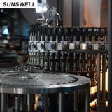 탄산 음료를 위한 불 채우 캡핑 기계장치를 제조하는 부유한 경험있는 공장