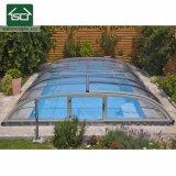 De automatische Waterdichte Intrekbare Dekking van het Zwembad van de Deur