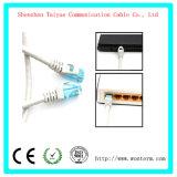 Cable Ethernet CAT6 CAT6 Snagless parche 3Pies - El equipo de cable de red LAN, gris