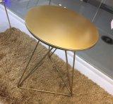 Étage debout Accueil Mobilier Table à café de métal