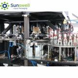Enchimento de sopro rotativo automático Capping Combiblock com Válvula de pesagem