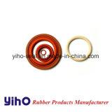 Le joint torique en silicone en caoutchouc moulé par NBR/EPDM/FKM/Viton/Silicone
