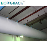 Système de CVC Textile conduit d'air ignifugé