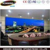 Salle de réunion de l'intérieur HD P2 P3 Die-Casting affichage LED en aluminium