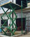 elevatore idraulico delle merci di 3000kg 1.6m Sicssor da vendere