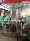機械か木製に欠けることを作る木製の砕木機のシュレッダーかスライサー