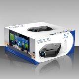 Hot vender 1.800 lúmenes de proyector de LED/Home/WiFi/proyector proyector Pico proyector 1g+8G