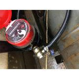 燃料消費料量の制御のための機械オイルの流量計