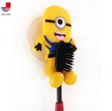 Het Speelgoed van het Bad van de Zuignap van de Nieuwigheid van de Houder van de Tandenborstel van de familie voor het Stuk speelgoed van Jonge geitjes