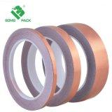 電気修理のための伝導性の接着剤が付いている銅ホイルテープ