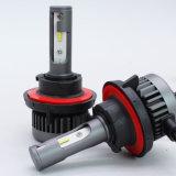 Sistema de iluminación automática 9004 Coche Faro LED