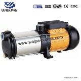 小型高圧電気ステンレス鋼水平の多段式ポンプ0.75HP